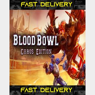 Blood Bowl - Chaos Edition | Fast Delivery ⌛| Steam CD Key | Worldwide |