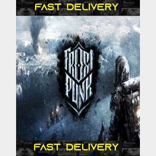 Frostpunk   Fast Delivery ⌛  Steam CD Key   Worldwide  