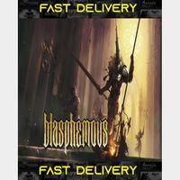 Blasphemous | Fast Delivery ⌛| Steam CD Key | Worldwide |