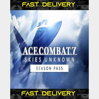 Ace Combat 7 Season Pass | Fast Delivery ⌛| Steam CD Key | Worldwide |