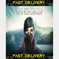 Dishonored 2 | Fast Delivery ⌛| Steam CD Key | Worldwide |