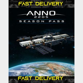 Anno 2205 Season Pass | Fast Delivery ⌛| Uplay CD Key | Worldwide |