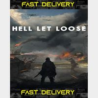 Hell Let Loose | Fast Delivery ⌛| Steam CD Key | Worldwide |