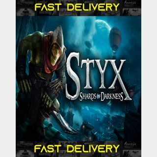 Styx Shards of Darkness | Fast Delivery ⌛| Steam CD Key | Worldwide |