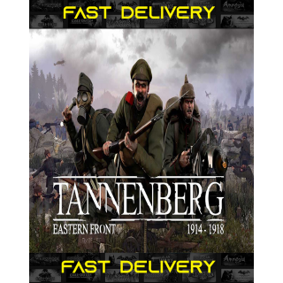 Tannenberg| Fast Delivery ⌛| Steam CD Key | Worldwide |