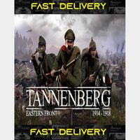 Tannenberg| Fast Delivery ⌛| Steam CD Key | Worldwide |