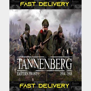 Tannenberg  Fast Delivery ⌛  Steam CD Key   Worldwide  