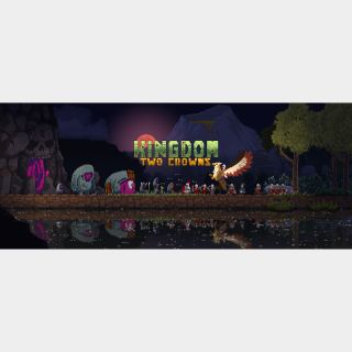 Kingdom Two Crowns | Fast Delivery ⌛| Steam CD Key | Worldwide |