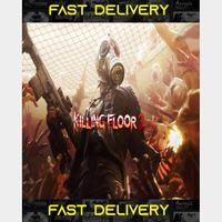 Killing Floor 2 - Digital Deluxe Edition | Fast Delivery ⌛| Steam CD Key | Worldwide |
