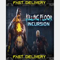 Killing Floor Incursion   Virtual Reality  Fast Delivery ⌛  Steam CD Key   Worldwide  