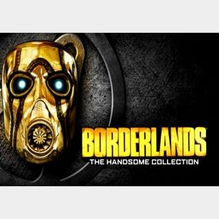 Borderlands The Handsome - Collection | Fast Delivery ⌛| Steam CD Key | Worldwide |