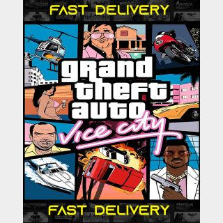 Grand Theft Auto Vice City | Fast Delivery ⌛| Steam CD Key | Worldwide |