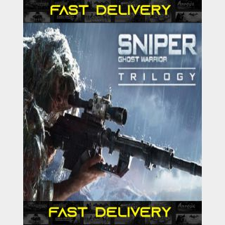 Sniper Ghost Warrior Trilogy| Fast Delivery ⌛| Steam CD Key | Worldwide |
