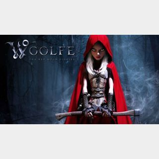 Woolfe: The Red Hood Diaries | Fast Delivery ⌛| Origin CD Key | Worldwide |