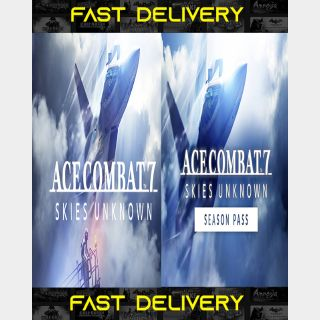 Ace Combat 7 + Season Pass | Fast Delivery ⌛| Steam CD Key | Worldwide |