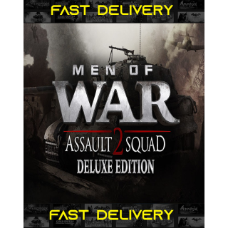 Men of War Assault Squad 2 - Deluxe Edition | Fast Delivery ⌛| Steam CD Key | Worldwide |