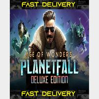 Age Of Wonders Planetfall Deluxe Edition   Fast Delivery ⌛  Steam CD Key   Worldwide  