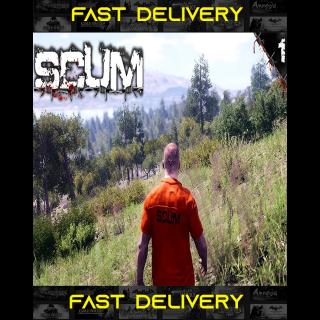 Scum| Fast Delivery ⌛| Steam CD Key | Worldwide |