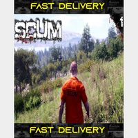 Scum| Fast Delivery ⌛| Steam CD Key | Worldwide |