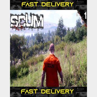 Scum  Fast Delivery ⌛  Steam CD Key   Worldwide  