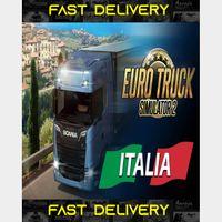 Euro Truck Simulator 2 Italia | Fast Delivery ⌛| Steam CD Key | Worldwide |