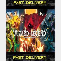 Wizard of Legend| Fast Delivery ⌛| Steam CD Key | Worldwide |