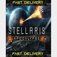 Stellaris Apocalypse| Fast Delivery ⌛| Steam CD Key | Worldwide |