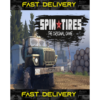 Spintires| Fast Delivery ⌛| Steam CD Key | Worldwide |