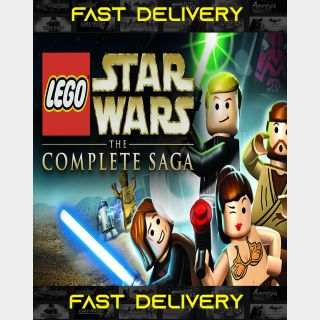 Lego Star Wars The Complete Saga | Fast Delivery ⌛| Steam CD Key | Worldwide |