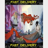 The Banner Saga 2| Fast Delivery ⌛| Steam CD Key | Worldwide |