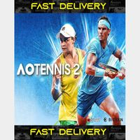 Ao tennis 2 | Fast Delivery ⌛| Steam CD Key | Worldwide |
