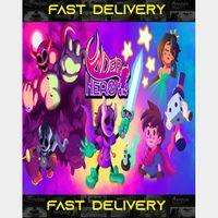 Underhero| Fast Delivery ⌛| Steam CD Key | Worldwide |