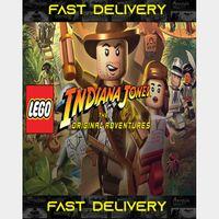 Lego Indiana Jones The Original Adventures   Fast Delivery ⌛  Steam CD Key   Worldwide  