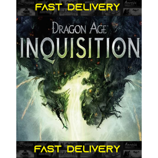 Dragon Age Inquisition GOTY  Fast Delivery ⌛  Origin CD Key   Worldwide  
