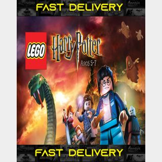 LEGO Harry Potter Years 5-7 | Fast Delivery ⌛| Steam CD Key | Worldwide |