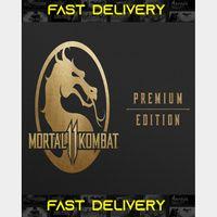 Mortal Kombat 11 Premium Edition   Fast Delivery ⌛  Steam CD Key   Worldwide  