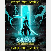 Omensight Definitive Edition| Fast Delivery ⌛| Steam CD Key | Worldwide |