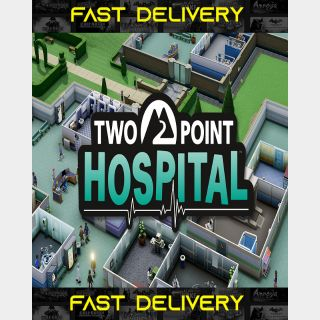 Two Point Hospital | Fast Delivery ⌛| Steam CD Key | Worldwide |