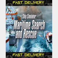 Ship Simulator Maritime Search and Rescue | Fast Delivery ⌛| Steam CD Key | Worldwide |