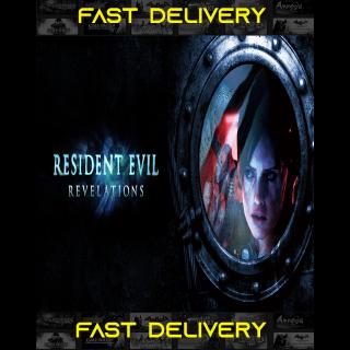 Resident Evil Revelations| Fast Delivery ⌛| Steam CD Key | Worldwide |