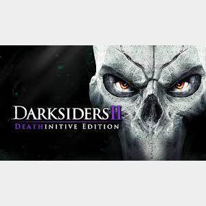 Darksiders 2 Deathinitive Edition | Fast Delivery ⌛| Origin CD Key | Worldwide |