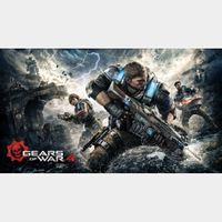 Gears Of War 4 | Fast Delivery ⌛| PC/Xbox One - Xbox Live CD Key | Worldwide |