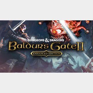 Baldur's Gate II - Enhanced Edition  | Fast Delivery ⌛| Steam CD Key | Worldwide |
