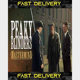 Peaky Blinders Mastermind | Fast Delivery ⌛| Steam CD Key | Worldwide |