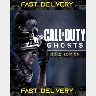 Call Of Duty Ghosts Gold Edition | Fast Delivery ⌛| Steam CD Key | Worldwide |