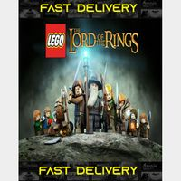 Lego Lords Of The Rings   Fast Delivery ⌛  Steam CD Key   Worldwide  