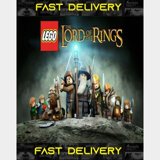 Lego Lords Of The Rings | Fast Delivery ⌛| Steam CD Key | Worldwide |