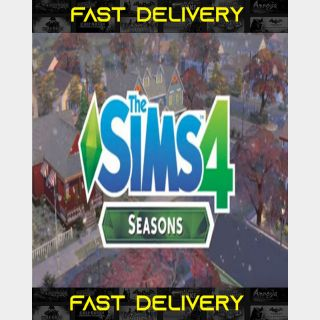 The Sims 4 Seasons | Fast Delivery ⌛| Origin CD Key | Worldwide |