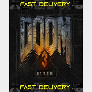 Doom 3 - BFG Edition | Fast Delivery ⌛| Steam CD Key | Worldwide |