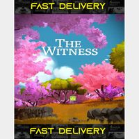 The Witness| Fast Delivery ⌛| Steam CD Key | Worldwide |